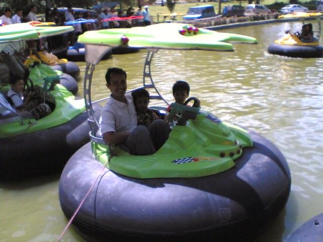 Perahu Elektric