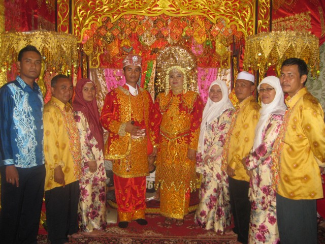 Saat Pesta di Padang Panjang