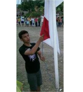 Insiden Penurunan Bendera Merah Putih