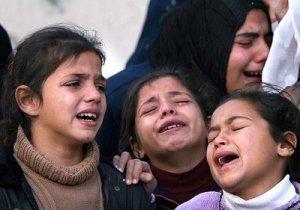 Jeritan Anak Palestina
